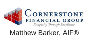 Matt Barker and Cornerstone