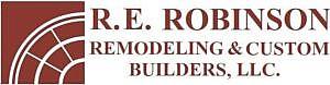 R.E. Robinson Remodeling Logo