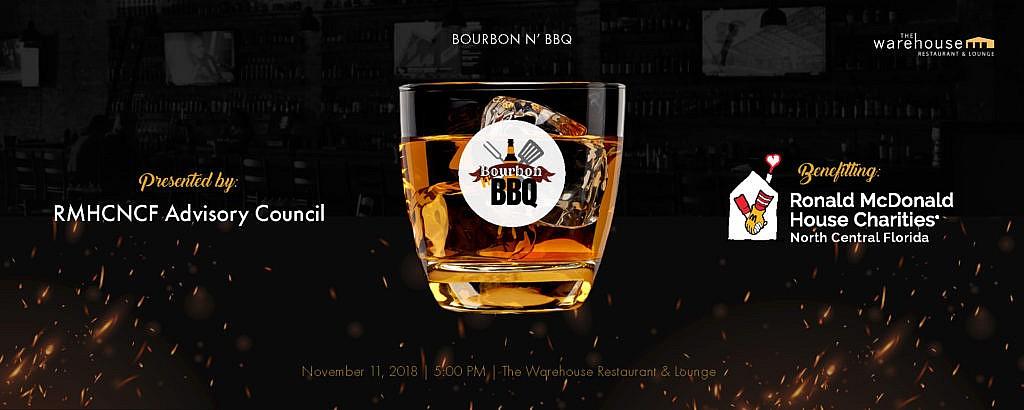 Bourbon & BBQ Website Banner