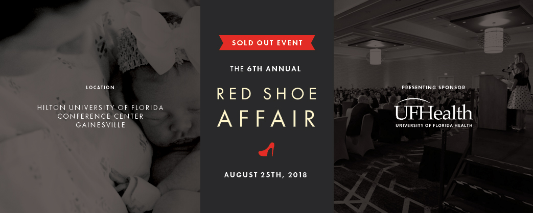 Red Shoe Affair - Ronald McDonalds House Sold Out