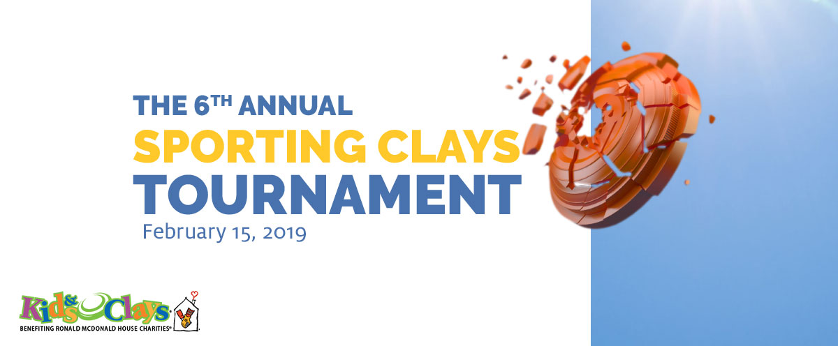 6th Annual Sporting Clays Tournament 2019