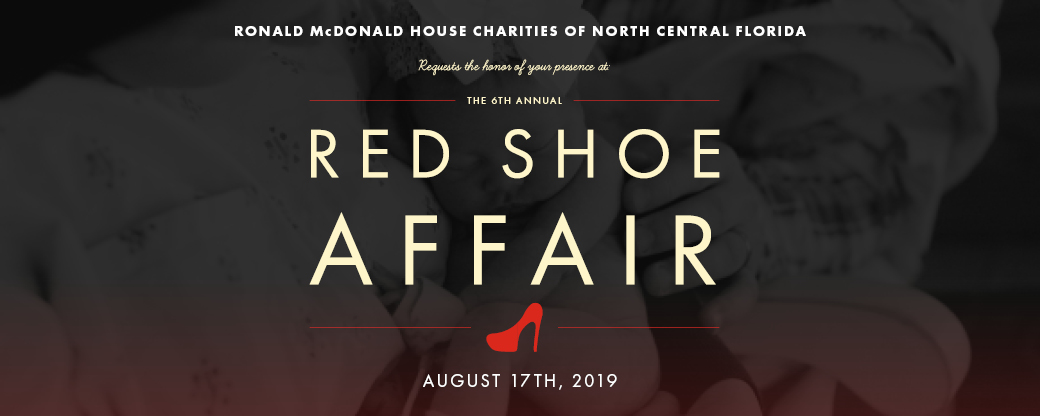 Gainesville Ronald McDonald House Charities Red Shoe Affair